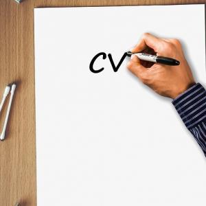 CV Writing Skills